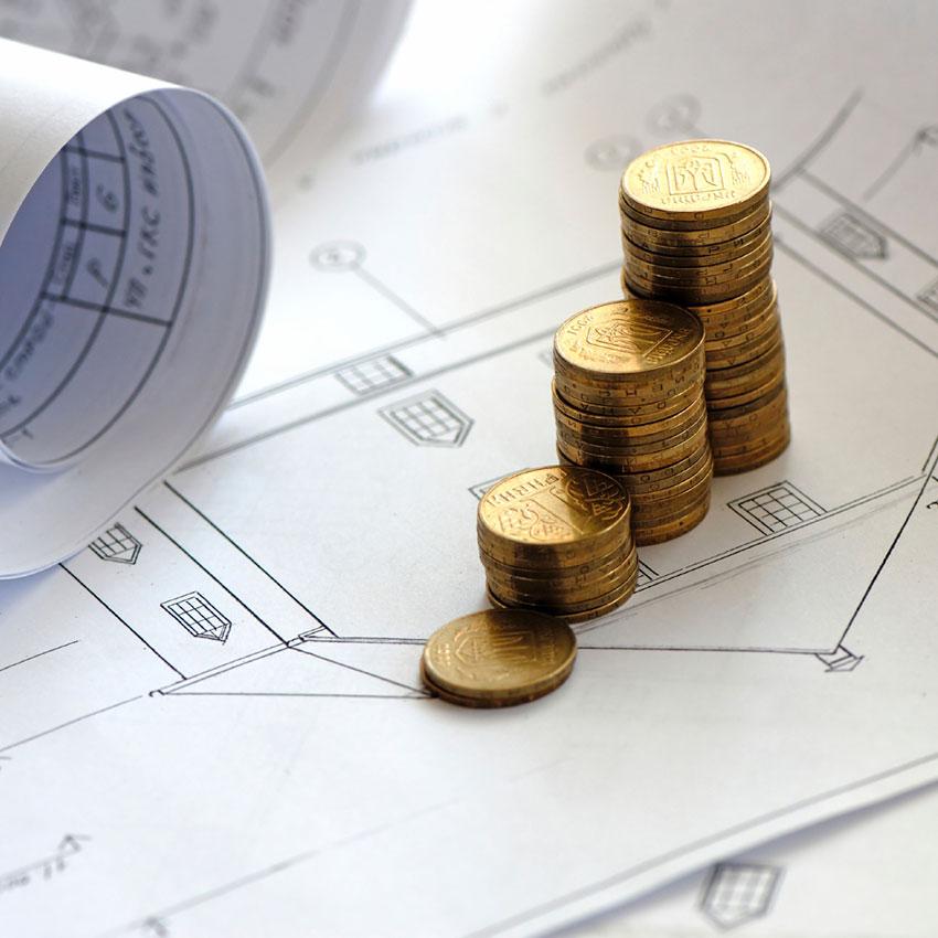 L'immobilier coûte en entretien